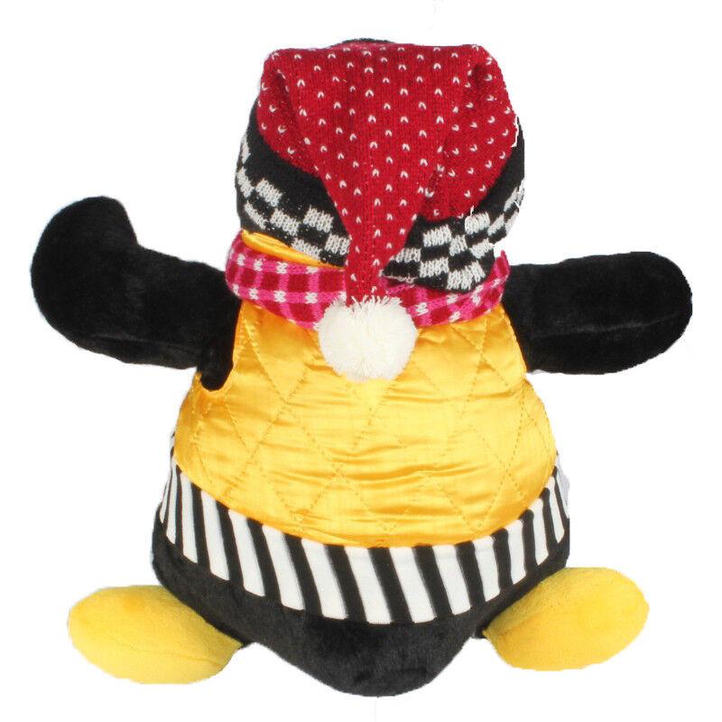 US  TV Series Friends Joey's HUGSY PENGUIN Rachel KIDS KIDS KIDS Plush Stuffed Xmas Toy 2e0fd9