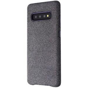 Verizon Fabric Case For Samsung Galaxy S10 Plus Black 846629010934 Ebay