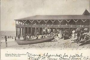 Ocean-Grove-NEW-JERSEY-Lillagore-Pavilion-1905-lifesaving-baby
