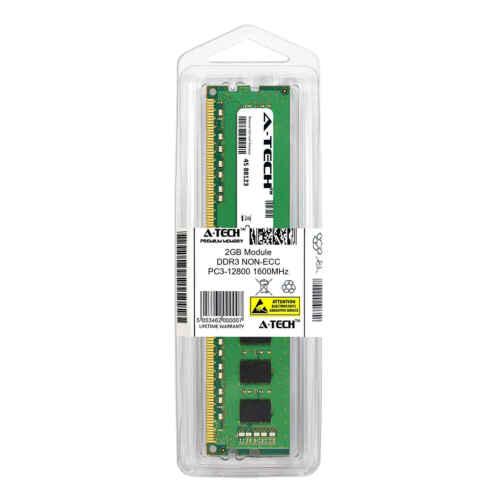 Memory RAM 2GB DDR3 PC3-12800 1600MHz DIMM Hynix HMT325U6CFR8C-PB Equivalent