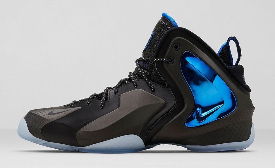 Nike Air lil Penny Posite Shooting Stars size 11. 679766-900 Jordan Foamposite
