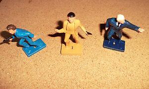 CORGI-professionisti-Figure-Set-No-342-fusione-di-metallo-non-verniciata-pezzi-di-ricambio