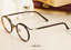 Vintage-Literary-TR90-Metal-Retro-eyeglass-frame-Round-Clear-Glasses-Women-Men thumbnail 15