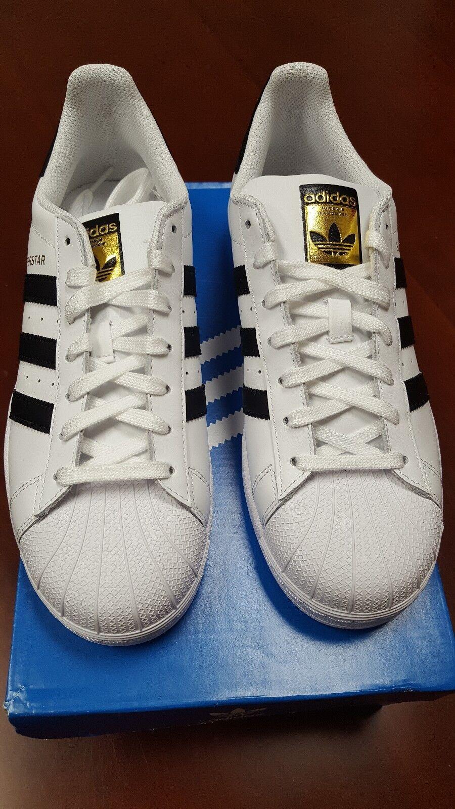 Adidas Adidas Adidas Originals Men's Superstar Sneakers White/Black b0fb29