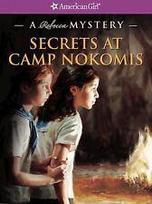 Secrets at Camp Nokomis : A Rebecca Mystery by Jacqueline Greene (2010, Paperbac