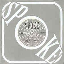 """Steve Flanagan / Sylvan – I've Arrived / We Don't Belong Spoke Records 7"""" 45"""