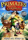 Primates of The Caribbean 0625828624551 DVD Region 1