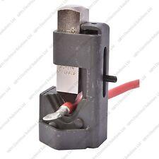 Heavy Duty Resorte crimping tool/punch Para Tubo & batería terminales