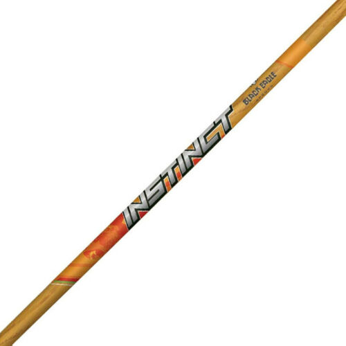 Black Eagle Instinct Micro-Diameter Traditional Hunting Dozen Arrow Shafts