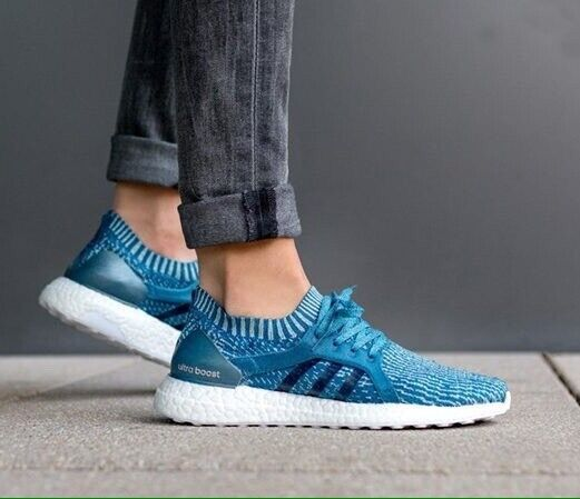 ADIDAS ULTRA BOOST X PARLEY WOMEN'S CORE blueE CORE blueE INTENSE blueE BB1978
