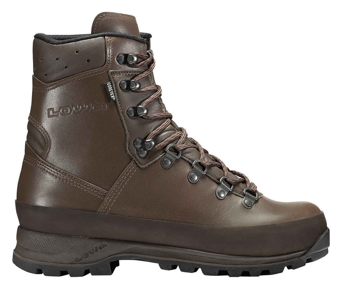Lowa Mountain GTX Gore-tex MOD Brown Military Combat Waterproof Boots ALL SIZES
