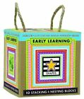 Early Learning 10 Stacking & Nesting Blocks by Kids Innovative 9781601691392