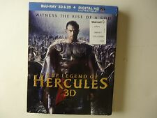 The Legend of Hercules (Blu-ray Disc, 2014) NEW w/slipcover