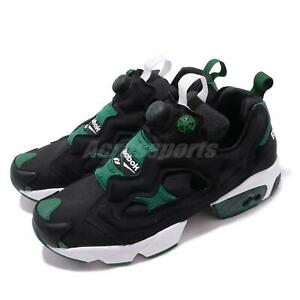 Reebok-Insta-Pump-Fury-OG-MU-Black-Green-White-Men-Running-Shoes-Sneakers-DV8292