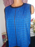 Worthington Jc Penney Sleeveless Top From Sz Med W/tags very Pretty