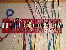 Hand Wired SuperLead 100W 69-73 1959 JMP Turret Board,Sozo,Mallory,Alan Bradley