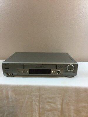 Sony SLV-N80 4-Head Hi-Fi VCR Televisions & Video Electronics ...