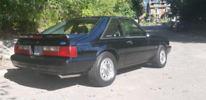1989 Mustang LX 5.0