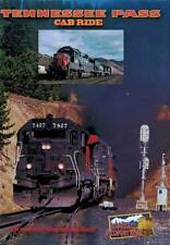 Tennessee Pass Cab Ride DVD NEW Highball KCOAT SP SSW Royal Gorge Arkansas River