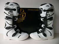 New Rino White Motocross Enduro Trail Boots CR YZ RM KX CRF KXF RMZ YZF XR DRZ