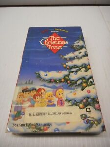 The Christmas Tree 1991.Details About Family Home Entertainment The Christmas Tree Vhs Video Cassette 1991 Ex Library