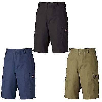Dickies Redhawk Cargo Shorts Lightweight Mens Durable Work Pants WD834