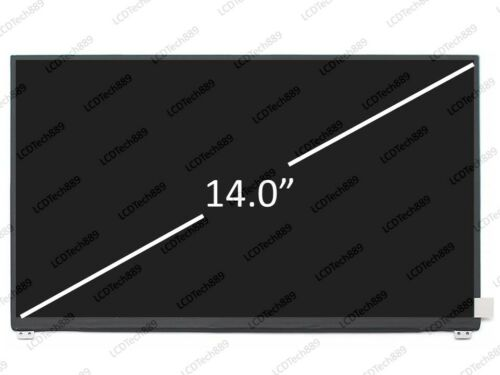 "14/"" AUO B140HAN03.3 FHD 1920x1080 LED LCD Screen Display 30 pins eDP For Laptop"