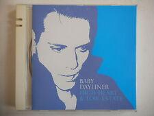BABY DAYLINER : HIGH HEART & LOW ESTATE (BOITIER COCHé)|| CD ALBUM PORT GRATUIT