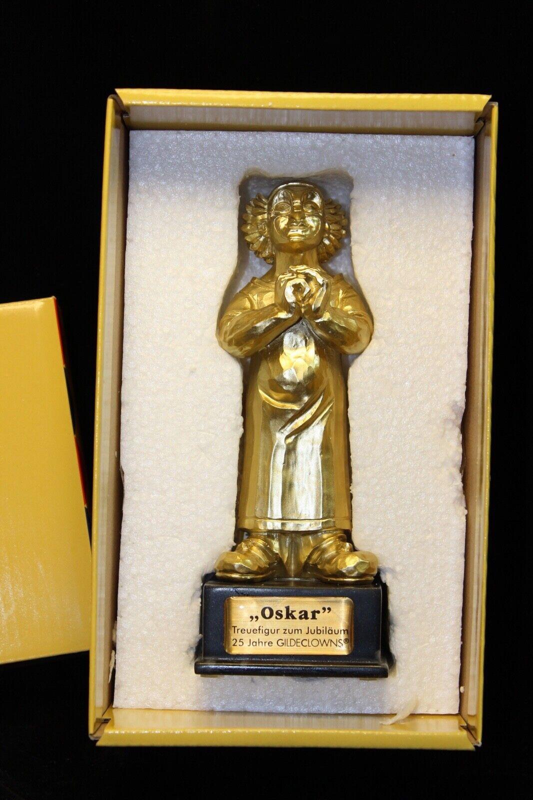 8 Gilda Pagliaccio in Gituttio autotone di Collezione oro Oskar 10200 Deco Pezzi