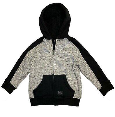 Matix Boys Sherpa Lined Fleece Hoodie Jacket