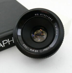 Vivitar-55mm-F-2-8-M42-Pentax-screw-mount-SLR-039-s-or-Digital-w-opt-adapter