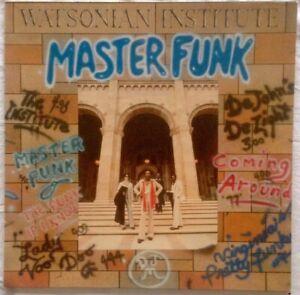 JOHNNY-GUITAR-WATSON-Unplayed-1978-12-034-Original-LP-Master-Funk-0064219-Germany