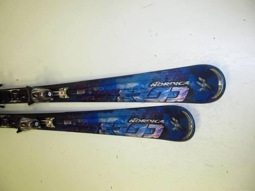 Ski Nordica HotRod Igniter CA mit Bindung, 154cm (CC035)