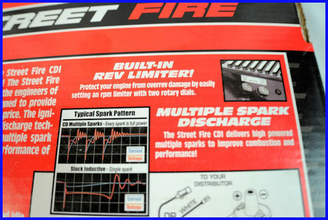 * msd5520 msd street fire cdi ignition with rev limiter for sale online |  ebay
