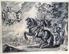William Cavendish : La Bataille gaignée,Abraham de Diepembecke; Pieter CLOUWET