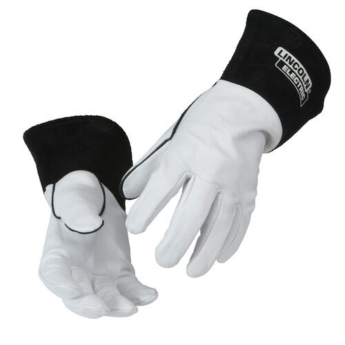 Lincoln Electric Goatskin Tig Gloves- 125mm Cuff