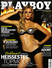 Playboy 09/2010    Stuntfrau MIRIAM HÖLLER*   September/2010
