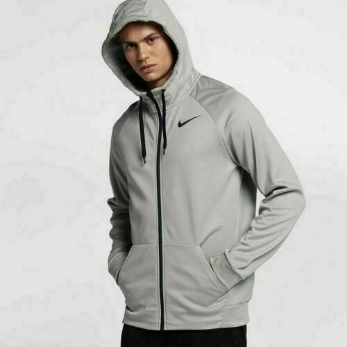 Nike Dri Fit Men's Fleece Camo Training Full Zip Hoodie Jacket