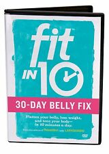 Fit in 10 30-Day Belly Fix DVD - Usually ships in 12 hours!!!