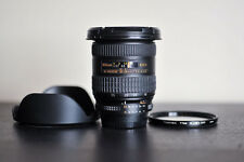 Nikon AF 18-35mm ED Wide Angle FX Lens w/ UV Filter!  US Model!