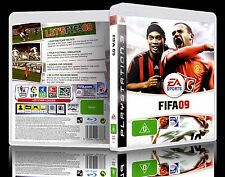 (PS3) FIFA 09 / 2009 / 2K9 (G) (Sports: Soccer / Football) Guaranteed, Tested
