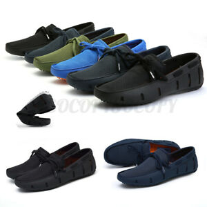 US-Adadila-Men-039-s-Summer-Driving-Loafers-Casual-Shoes-Slip-on-Leisure-Flats-Mesh