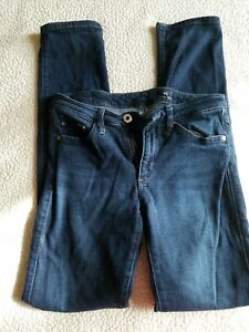 Adriano-Goldschmied-26R-jeans-dark-wash-stretch-jeggings-skinny