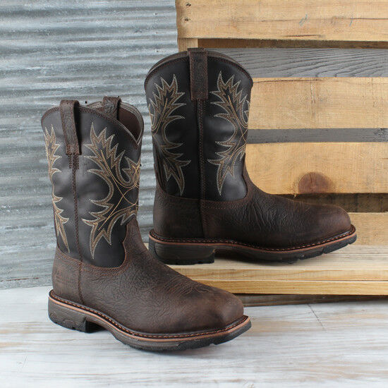 Ariat Workhog Safety Toe Boot