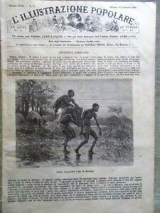 L-039-illustrazione-Popolare-22-Febbraio-1885-Massaua-Canale-di-Suez-Pistoia-Ballo