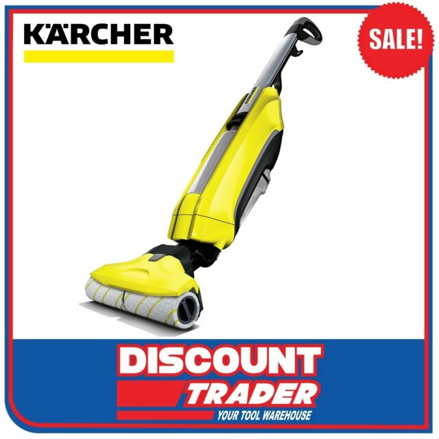 Karcher FC5 Floor Cleaner Mop and Vacuum 2 In 1 FC 5 - 1.055-504.0-D