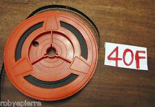 FILM super 8 8mm mm 1971 pellicola AVO Tarzan Assalto al Battello T2 sonoro col