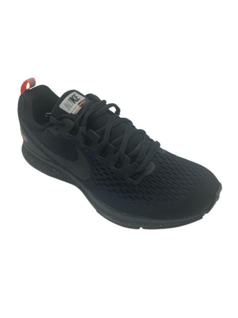 6aacff7415ec Men s Nike Air Zoom Pegasus 34 Shield Running Shoes Size 11 Black ...