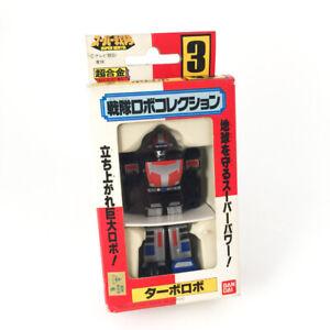 Turbo Robo - Mini Super Sentai Turboranger # 3 Chogokin Bandai