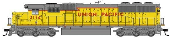 Walthers 910-9761 mainline EMD sd60 Spartan CAB  Union Pacific   2198